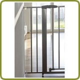 Extension 18 cm for safety gates Yael, Lily, Nora grey - Cancelletti di sicurezza e box